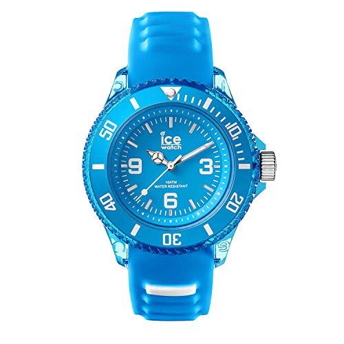 Ice-Watch - ICE aqua Malibu - Montre bleue pour garçon avec bracelet en...