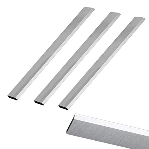6-1/8 Inch Jointer Knives Replacement For Delta 37-190, 37-195, 37-205, 37-275x, 37-280, 37-658 - Set Of 3