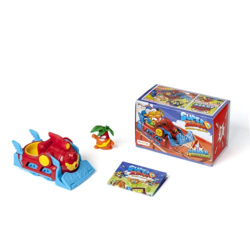 SuperZings Serie 5 Sky Racer (Magic Box PSZ5D068IN00)