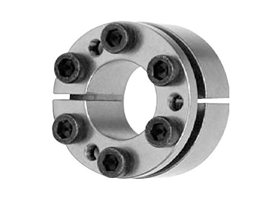Lovejoy 1350 Series Shaft Locking Device, Metric, 48 mm shaft diameter x 80mm outer diameter of shaft locking device, 1673 ft-lb Maximum Transmissible Torque