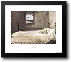 Master Bedroom, c.1965 23x20 Framed Art Print by Wyeth, Andrew