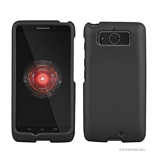Gray Rubberized Hard Shell CASE PROTEX Cover for Motorola Droid Mini XT1030