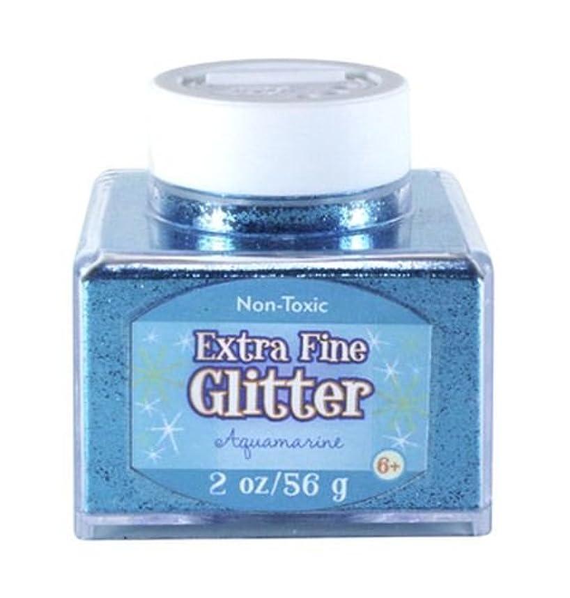 Sulyn 2oz. Glitter Stacker Jar - Aquamarine