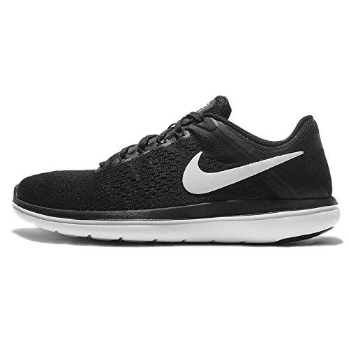Nike Women's Flex 2016Rn Multisport Outdoor Shoes, Silver (002 Silver), 5 UK 38 1/2 EU