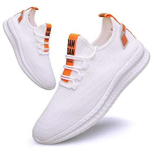 Tvtaop Zapatillas Deportivas Hombre Casual Running Bambas Deporte Zapatos Outdoor Running Sneakers Correr Gimnasio Transpirables Calzado