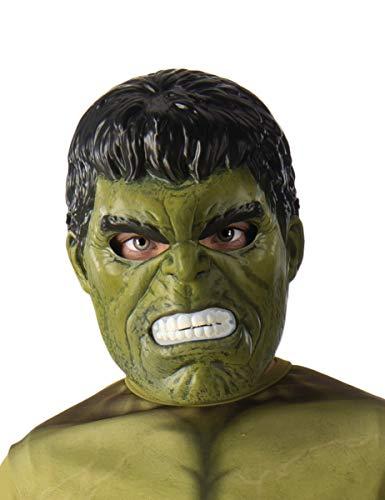 Avengers - Máscara de Hulk para niño, Marvel - Talla ú