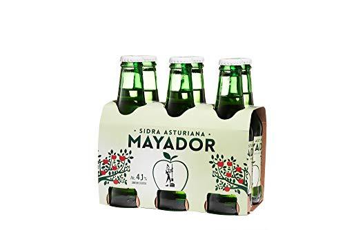Sidra espumosa Mayador PACK 24 botellas x 25cl