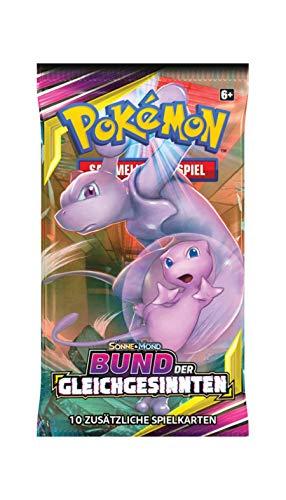 Pokémon Sonne & Mond Serie 11 - Bund der Gleichgesinnten - 1 Booster - Deutsch
