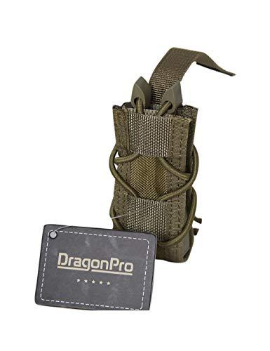 Dragonpro - DP-PO018-003 Pistol TAC mag Pouch Tan