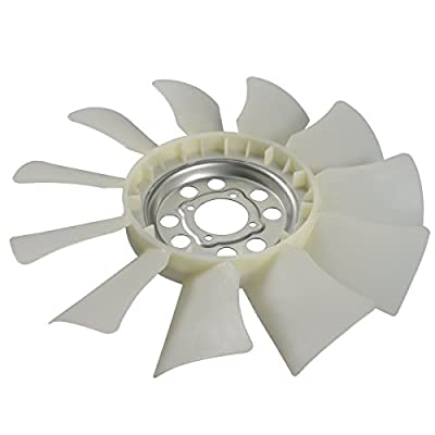 Engine Cooling Fan Blade for Lincoln Navigator 1998-2004 Ford F-150 F-250 Expedition