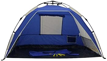 Beach Star Genji Sports Blue Beach Tent