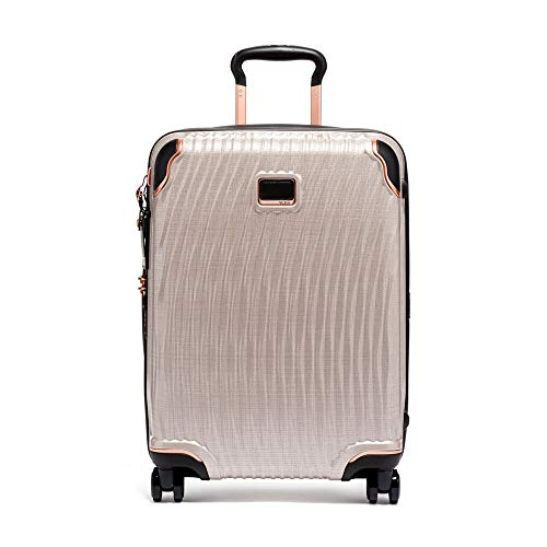 TUMI - Latitude Continental Hardside Carry-On Luggage - 22 Inch Rolling Suitcase for Men and Women - Blush