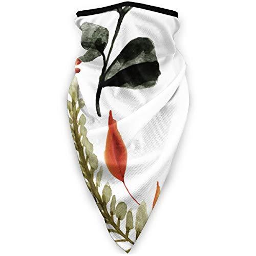 NA X Tuscan Florals Baby Milestone Blanket by HipkiddesignsWarm neckBalaclavaSoft fleeceHeaddressWinter Scarf Face Mask