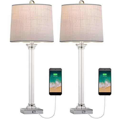 lámpara mesa cristal de la marca Oneach