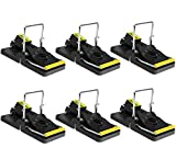 Mouse Traps Indoor Mouse Trap Mice Traps for House Mouse Traps No See Kill 6 Packs