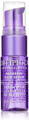 Obliphica Professional Medium to Coarse Seaberry Serum, 0.5 Fl Oz
