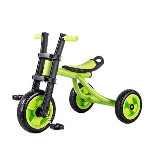 Best Bargain XIAOYANG Radio Flyer Tricycle Baby Bike Children Bicycle Portable Tricycle Kids Toy Car...