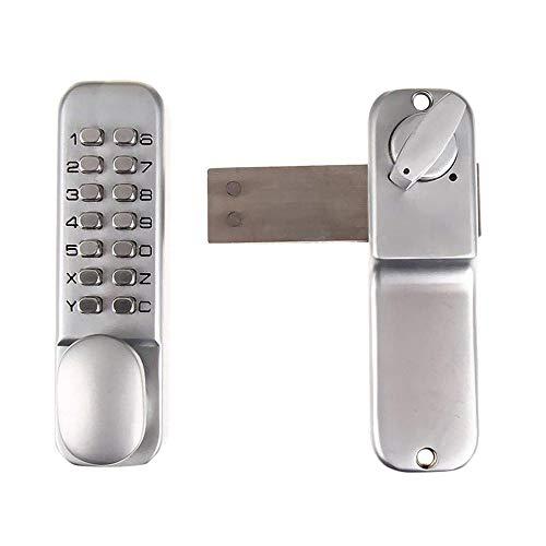 Schließzylinder Profilzylinder Zylinder Türzylinder 40 * 145 * 83 Mm Zinc Alloy Digitial Door Lock With Keypad Os25A Mechanical Access Code Password Keyboard Lock