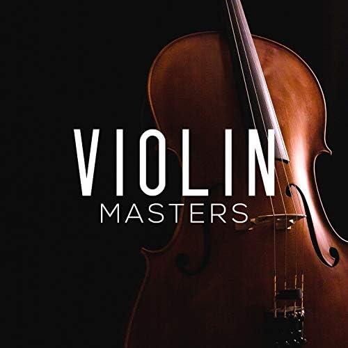 Johann Sebastian Bach, Ludwig van Beethoven, Fritz Kreisler & Nicolò Paganini
