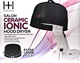 Best Hooded Hair Dryers - Hot & Hotter Salon Ceramic Ionic Hood Dryer Review