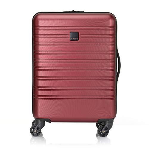 Tripp Emboss Ruby Horizon Cabin 4 Wheel Suitcase
