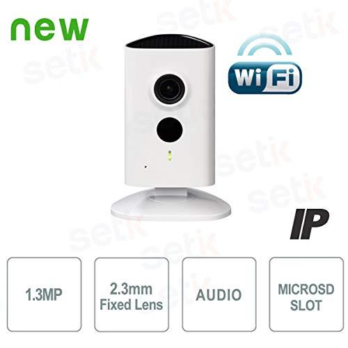 Dahua Technology-Cámara IP de Interior 1.3MP HD WiFi y IR LED-Serie C