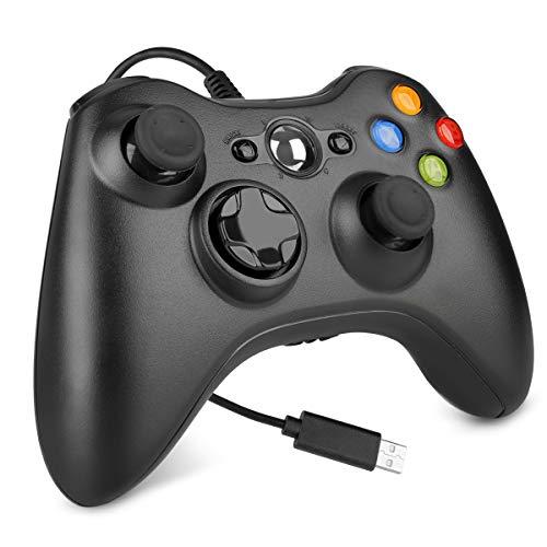 YCCTEAM - Mando con cable para Xbox 360, cables de 2,1 m,...