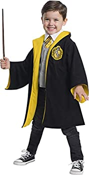 Charades Toddler Harry Potter Hufflepuff Student Costume 4T