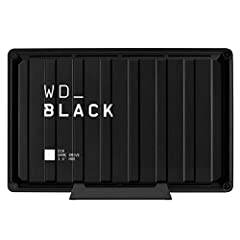 8TB so you can save and build your console or PC gaming collection up to 200 games. Number of games based on a 36GB average per game. The number of games will vary based on File size, formatting, other programs, and factors. Extra storage to capture ...