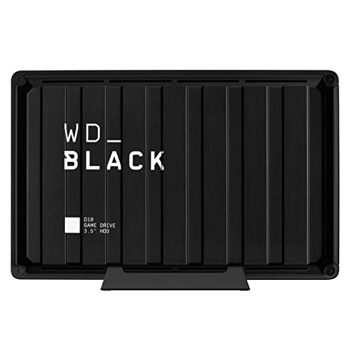Western Digital_BLACK P50 Game Drive SSD sterke prestaties voor onderweg console of pc 8TB zwart