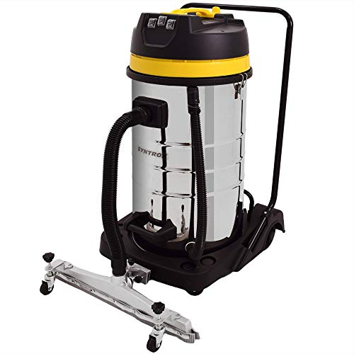 Syntrox Germany Chef Cleaner VC-3900W-100L-SM Absaugmobil