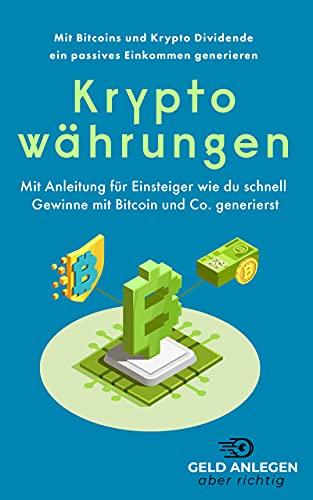 Kryptowährungen: Mit Bitcoins ein passives Einkommen generieren Krypto Dividende - Passives Einkommen mit Kryptowährungen (Schulden zurückzuzahlen ist ... auf bestehende Kredite deutlich höher)