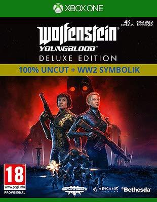 Wolfenstein: Youngblood Deluxe Edition (Englisch Uncut) Xbox One