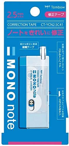モノノート 2.5mm CT-YCN2.5
