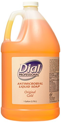Dial Corporation 88047 Dial Liquid Gold Antimicrobial Soap, 1 gal