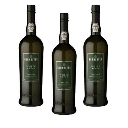 Vino de Oporto Burmester Blanco - Vino Fortificado- 3 Botellas