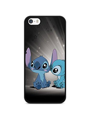 Coque Iphone 7 Stitch Lilo Disney Love Princesse REF12723