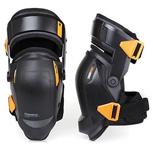 ToughBuilt - Heavy Duty Foam Thigh Support Stabilization Knee Pads -...