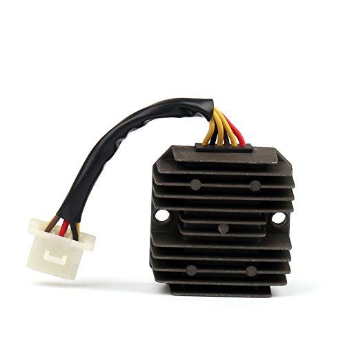 Artudatech Motorrad-Spannungsregler Gleichrichter für Kawasa-ki BJ250 KZ1000 KZ1100 GPZ 1100 GPZ 750 Turbo