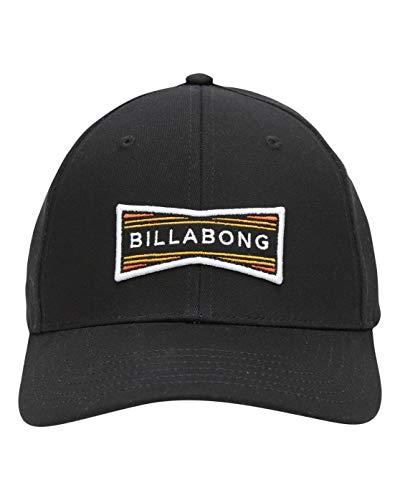 BILLABONG - Walled Gorra con Ajuste Posterior a Presión,...