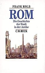 Cover Rom. Die Geschichte der Stadt in der Antike