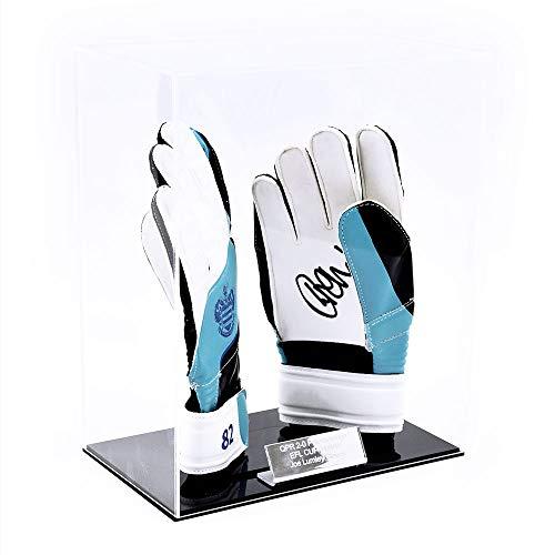 puffin plastics goalkeeper glove display