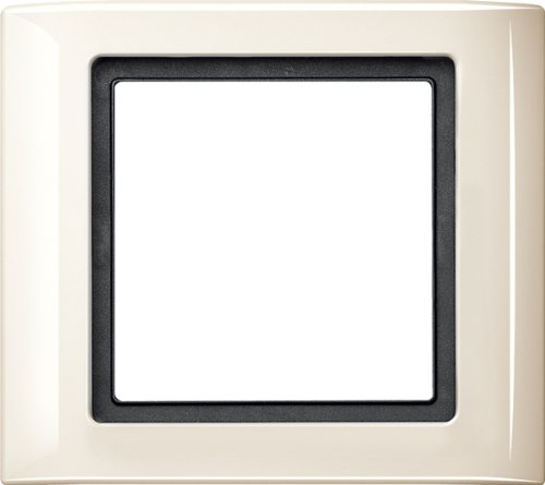 Merten 400144 AQUADESIGN-Mascherina per presa, bianco