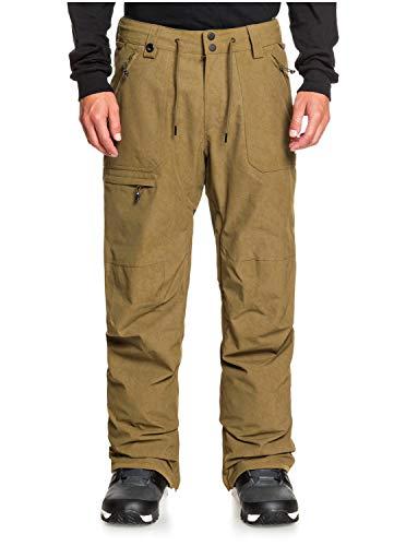 Quiksilver Elmwood - Shell Snow Pants for Men - Shell-Schneehose - Männer