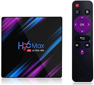 H96 MAX ANDROID BOX 2RAM 16ROM 4K SMART TV BOX