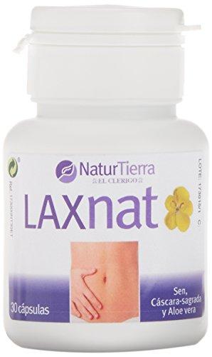 Naturtierra Lax Natural Regulador Intestinal - 30 Cápsulas
