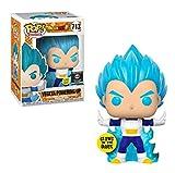 Dragon Balles # 713 Blue Vegetaes Powering Up (Brilla En La Oscuridad) Figura De Acción Juguetes Dec...