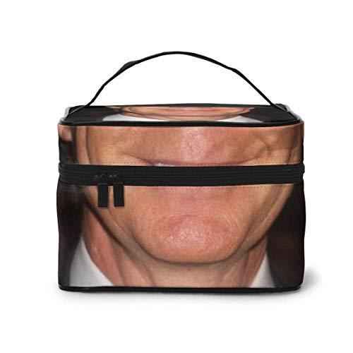 Sportinggoods William H. Macy2 Sac cosmétique de Voyage en Couleur Trousse de Maquillage de Toilette Pochette fourre-Tout Organisateur de Rangement pour Femmes Filles