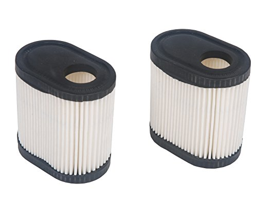 HIFROM Pack of 2 Air Filter Replacement for Tecumseh # 36905 740083A LEV100, LEV115, LEV120, LV195EA, OVRM65, OVRM105, OVRM120 Engine Toro Craftsman Lawn Mower Air Cleaner