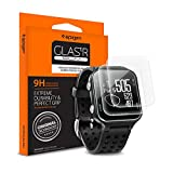 Spigen Tempered Glass Screen Protector Designed for Garmin Approach S20 Golf Watch (3Pack)